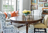 Dining Room: Functional Entertaining