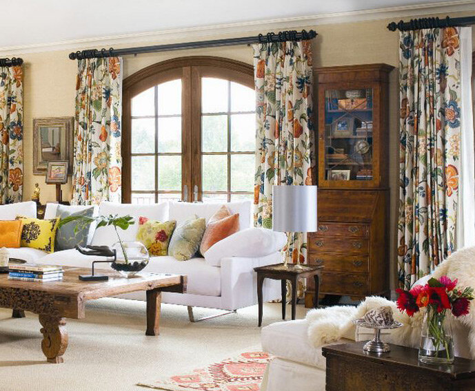 How to Decorate with Drapes - Inspired By... | Wayfair
