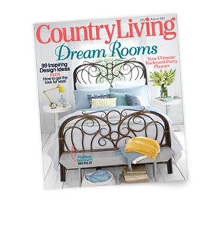 Country Living July 2013