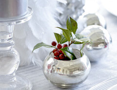 Sparkly Christmas Decor