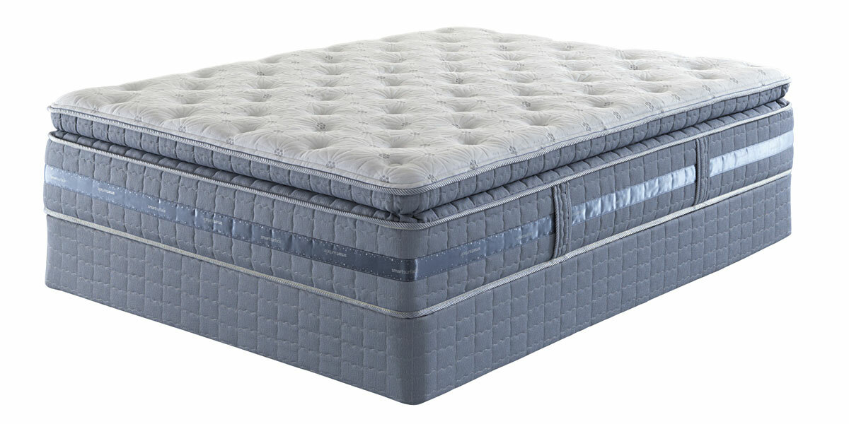 Spring Air Back Supporter Merit Extra Firm Mattress Bed